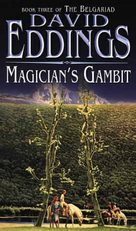 Magician's Gambit: Book Three Of The Belgariad (The Belgariad (TW))