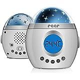 Reer 52050 MyMagicStarlight inslaapplicht met sterrenprojector en muziekfunctie