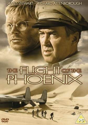 Flight Of The Phoenix - Dvd [UK Import]