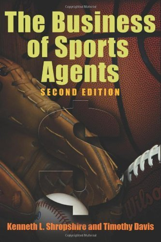 [(The Business of Sports Agents)] [ By (author) Kenneth L. Shropshire, By (author) Timothy Davis ] [May, 2008]
