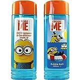 Shampoo&Spülung und Bad 236ml Minions 2fach