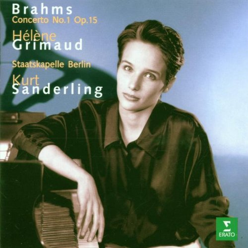 BRAHMS - Grimaud - Concerto pour piano n°1