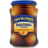 Haywards Medio Y Las Cebollas Tradicionales Picante 400G (Paquete de 6)