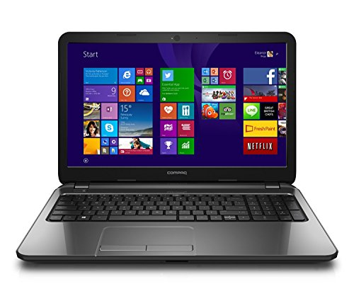 Compaq 15-s104na Notebook PC (Intel Celeron N2840 with Intel HD Graphics, 4 GB RAM, 500GB, Windows 8.1, No Optical Drive)