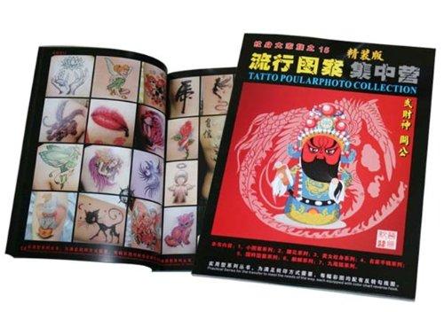 (Tattoo-Buch -Flash- Auswahl von kleinen Designs (Tattoo Book 15))