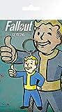 GB Eye Fallout 4 Vault Boy Thumbs Up Keyring, Multi-Colour