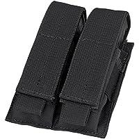 CONDOR MA23-002 Double Pistol Mag Pouch Black