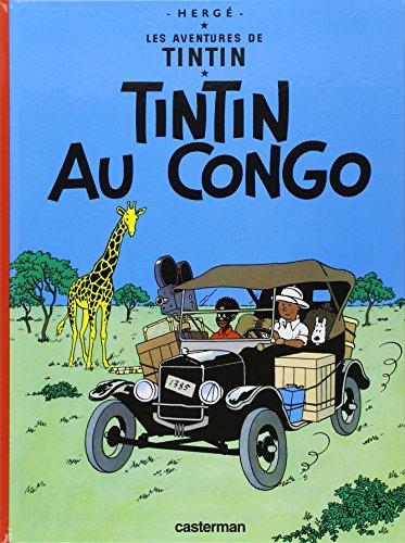 Les Aventures de Tintin, Tome 2 : Tintin au Congo par Hergé