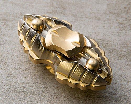 #Penixon Altes Ägypten Scarab Reinkupfer Keramikkugeln Spielzeug Fidget Spinner EDC Hand Spinner Handspinner Fingerspinner – Hochgeschwindigkeit 2-3 Minuten Spins#