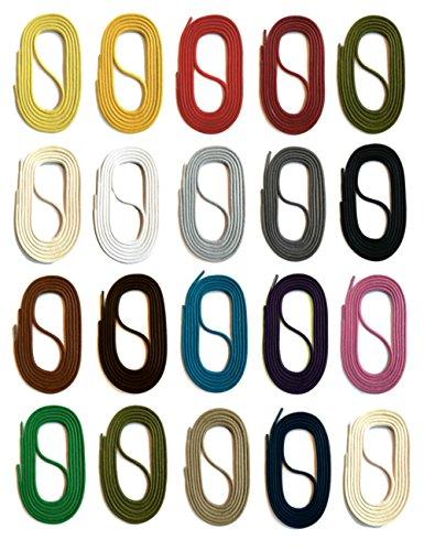 SNORS LACCI COLORATI rotondi CERATE 19 colori 4002739eb77