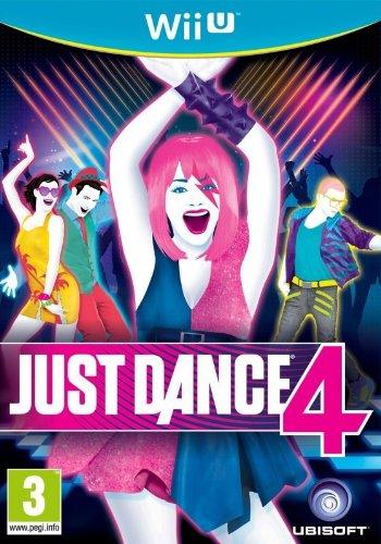 Ubisoft JUST DANCE 4, Wii U Wii U vídeo - Juego (Wii U, Wii U, Música, E (para todos), Soporte físico)