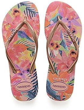 Havaianas Damen Slim Tropical Zehentrenner