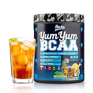 BCAA Pulver YUM YUM BCAA   Amino 2:1:1 als Aminosäuren Komplex Hochdosiert -...