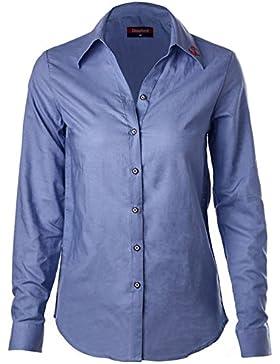Dioufond - Camisas - Manga Larga - para mujer