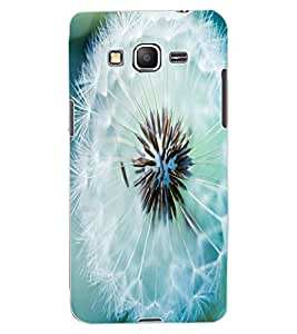 ColourCraft Beautiful Flower Design Back Case Cover for SAMSUNG GALAXY GRAND PRIME DUOS TV G530BT