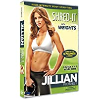 Jillian Michaels: Shred It With Weights