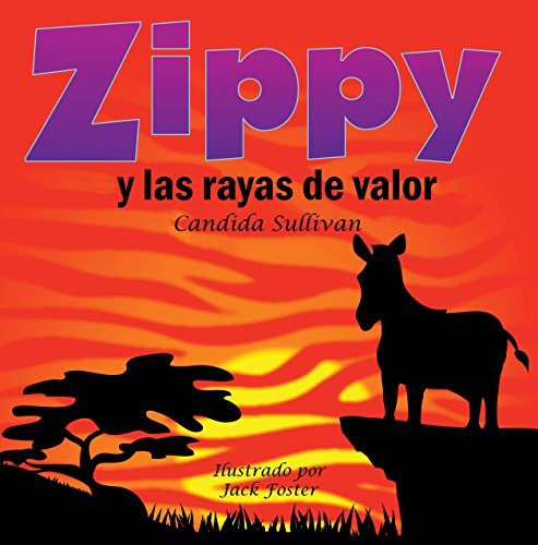 Zippy y las rayas de valor por Candida Sullivan