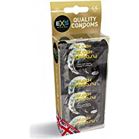 EXS Black Fantasy Kondome, 12-teilig preisvergleich bei billige-tabletten.eu