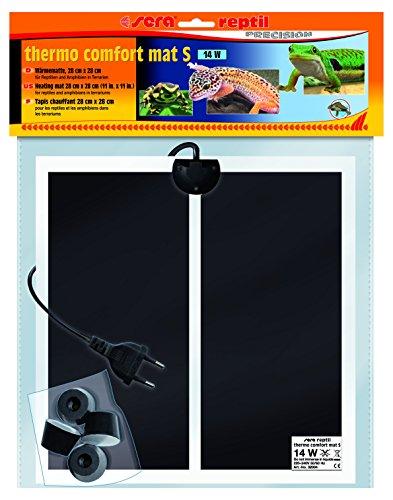 sera 32004 reptil thermo comfort mat S / 14 W eine Wärmeheizmatten für Reptilien, Amphibien und Wirbellose in Terrarien