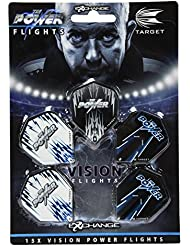 5 Flight Sets (15 Stk.) Standard Vision Power Phil Taylor