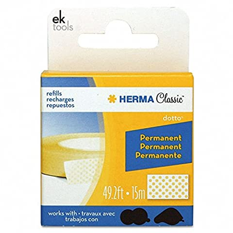 (D55-01026) - EK Success - HERMA Dotto Permanent Dot Adhesive Refill