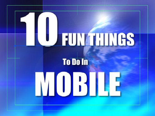 TEN FUN THINGS TO DO IN MOBILE (English Edition)