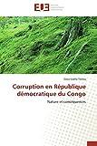 Corruption en république démocratique du congo