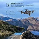 Holy Stone HS165 GPS Drone with 2K HD Camera for Adults, Foldable Drone for Beginners, FPV RC Quadcopter with GPS Return Home, Follow Me, Altitude Hold and 5G WiFi Transmission Live Video 12
