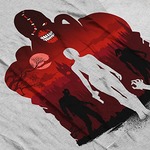 Resident Evil Nemesis Women's T-Shirt Heather Grey