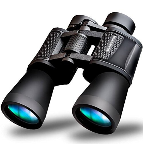 RDJM Fernglas 16X50 Spezielle Anti-Blendung Vollbeschichtete Optik, Ideal Für Alle Anwendungen Einschließlich Vogelbeobachtung, Astronomie, Sport Und Wildlife -