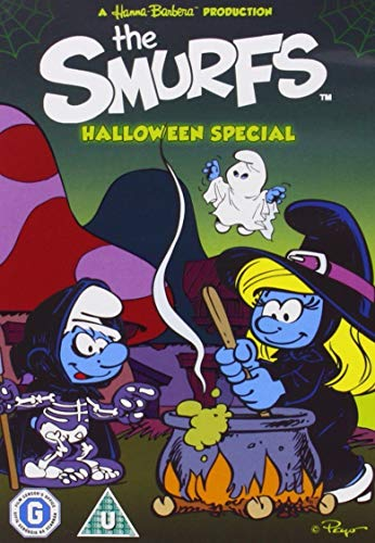The Smurfs Halloween Special [DVD] by Don Messick