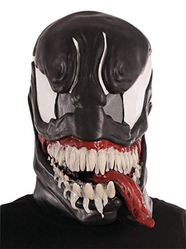 Marvel Máscara Integral látex Venom Adulto