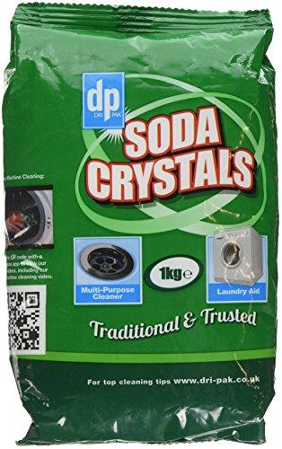 cristales de soda