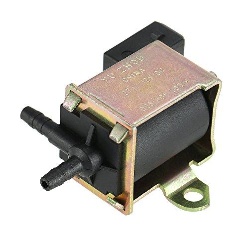 KKmoon Diesel Válvula de Descarga Electrónico Accesorios Universal Blow Off Válvula