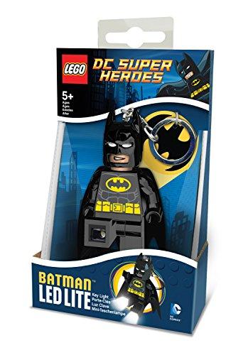 Lego 90004 - Minitaschenlampe DC Super Heroes, Batman, ca. 7,6 cm (Batman Lego Dc Superheroes)