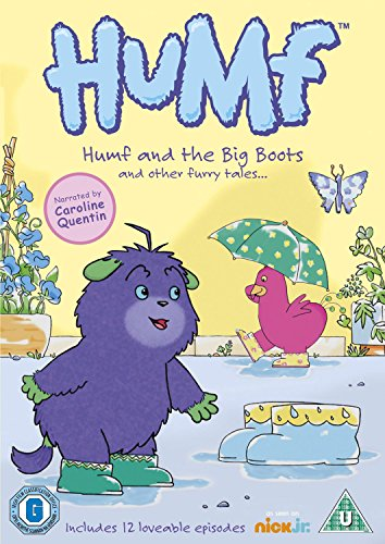 Vol. 2: Humf And The Big Boots