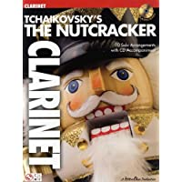 Tchaikovsky's The Nutcracker (Clarinet). Partituras, CD para Clarinete