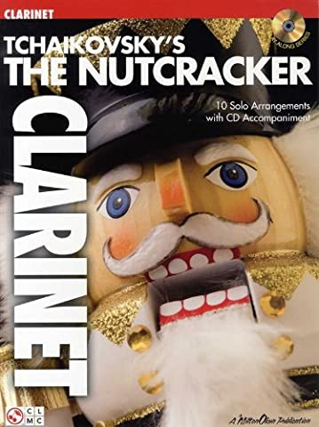 Tchaikovsky's The Nutcracker (Clarinet) - Sheet Music, CD