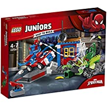 LEGO Juniors - Spider-Man vs. Escorpión: batalla callejera (10754)
