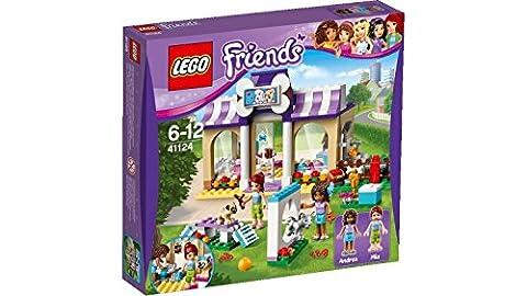 LEGO - 41124 - Friends - Jeu de construction - La Garderie pour Chiots de Heartlake City