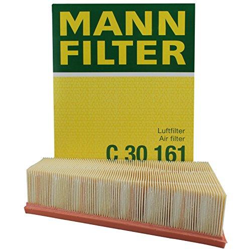 Preisvergleich Produktbild Original MANN-FILTER Luftffilter C 30 161 - Für PKW