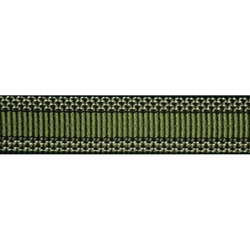 Feltmann Mopsgeschirr Hundegeschirr Soft Nylon, khaki Muster, 5-9 kg, 15 mm