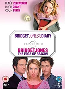 Bridget Jones's Diary / The Edge of Reason [DVD]