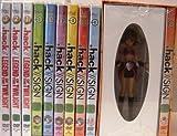 .hack//SIGN 10er Set mit Sammelbox und Legend of Twilight DVD`s