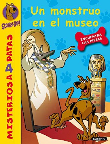 35. Scooby-Doo y un monstruo en el museo (Misterios a 4 patas) por Cristina Brambilla