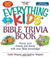 Test your Bible knowledge! Who wore the coat of many colors? What were the gifts of the three wise men? Who did David defeat with a slingshot? You're invited to join in on the Bible fun with The Everything KIDS' Bible Trivia Book! Pack your b...