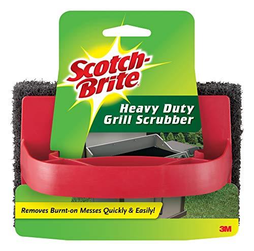 Scotch Brite Heavy Duty Barbeque BBQ Grill Scrub Cleaner