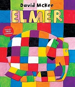 Elmer: With Read Aloud (Elmer eBooks Book 38) by [McKee, David]