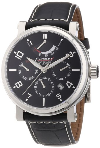 Formex 4 Speed Men's Automatic Watch AT480 480.1.5320 with Leather Strap