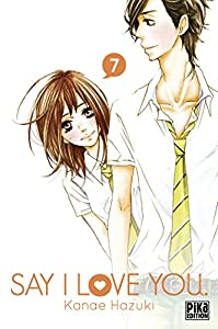 Say I Love You Edition simple Tome 7